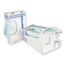 Saalfeld Redistribution Trash Bag Natural 40 to 45 Gallon 40 X 48 Inch, 250/CS MON80481100