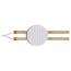 Bovie Aaron H101 High Temp Fine Tip, Disposable - 10/BX MON81012500