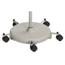 McKesson entrust™ Five Caster Base for Exam Lights MON81653209