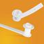 Inhealth Technologies Voice Prosthesis Blom-Singer 20 Fr. 6 mm Silicone White MON83153900
