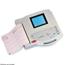 GE Healthcare ECG Recording Paper Premium Thermal 8-1/2 X 11 Inch Red Grid, 16EA/CS MON83462500