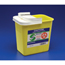 Medtronic Chemotherapy Sharps Container ChemoMax 1-Piece 17.75H