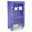 Nexel Industries Storage Cart Cover, Color: Blue Nylon, Size 60