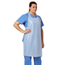 Medline Pullover-Style Apron, Light Weight, White, 24x42 (case of 1000) MEDNON24272