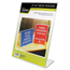 Nu Dell NuDell™ Clear Plastic Sign Holders NUD35446