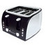 Original Gourmet Food Company Coffee Pro 4-Slice Multi-Function Toaster OGFOG8166
