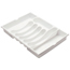 Office Settings Office Settings Expandable Cutlery Tray OSI8CCTWH