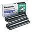 Panasonic Panasonic KXFA136 Film Roll Refill, 2/Box PANKXFA136