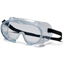 Pyramex Safety Products Clear Anti-Fog Chemical Goggle PYRG204T