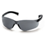 Pyramex Safety Products Mini Ztek® Eyewear Gray Lens with Gray Frame PYRS2520SN