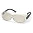 Pyramex Safety Products OTS® Eyewear IO Mirror Lens with Black Temples PYRS3580SJ