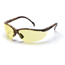 Pyramex Safety Products Venture II® Eyewear Amber Lens with Realtree Hardwoods HD Frame PYRSH1830S