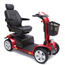 Pride Mobility Pursuit 4-Wheel Personal Mobility Vehicle PRDSC713_RD_STD-BT_FST