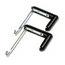 Quartet Quartet® Adjustable Cubicle Panel Hangers QRT7502