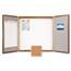 Quartet Quartet® Marker Board Cabinet QRT838
