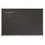 Quartet Quartet® Porcelain Magnetic Chalkboard QRTPCA304B