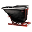 Rubbermaid Commercial Rubbermaid® Commercial Self-Dumping Hopper RCP1074BLA