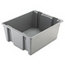 Rubbermaid Commercial Palletote® Box RCP1731GRA