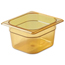 Rubbermaid Commercial Hot Food Pans RCP205P AMB