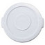 Rubbermaid Commercial Round Brute® Lid RCP2609WHI