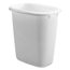 Rubbermaid Rubbermaid® Open-Top Wastebasket RCP2958WHICT