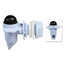 Rubbermaid Replacement Beverage Cooler Spigot RHP2B87-25WHI