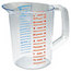 Rubbermaid Commercial Bouncer® Measuring Cup RCP3216CLE