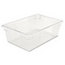 Rubbermaid Commercial Food/Tote Boxes RCP3300CLE