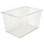 Rubbermaid Commercial Food/Tote Boxes RCP3301CLE