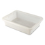 Rubbermaid Commercial Bus/Utility Tote RCP3349WHI