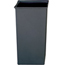 Rubbermaid Commercial Rigid Liner for Ranger® Square Container RCP3566GRA