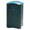 Rubbermaid Commercial Plaza™ Indoor/Outdoor Waste Container RCP3964DGR