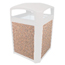 Rubbermaid Commercial Landmark Series® Aggregate Panels RCP4003RIV