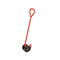 Rubbermaid Commercial Semi-Live Skid Jack Handle RCP4492RED