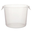 Rubbermaid Commercial Round Storage Containers RCP5723-24CLE