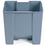 Rubbermaid Commercial Rigid Liners for Fire-Safe Plastic Step-On Receptacles RCP6243GRA