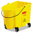 Rubbermaid Commercial WaveBrake® Bucket RCP7570-88YEL