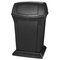 Rubbermaid Commercial Ranger® Fire-Safe Container RCP917188BLA