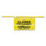 Rubbermaid Commercial Rubbermaid® Commercial Site Safety Hanging Sign RCP9S1600YL