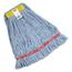 Rubbermaid Commercial Rubbermaid® Commercial Web Foot® Wet Mop RCPA111BLU