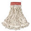 Rubbermaid Commercial Web Foot® Wet Mop Heads RCPA153WHI