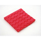 Rubbermaid Commercial Microfiber Cleaning Cloths RCPQ620 RED