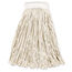Rubbermaid Commercial Non-Launderable Economy Cut-End Cotton Wet Mop Heads RCPV156