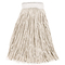 Rubbermaid Commercial Non-Launderable Economy Cut-End Cotton Wet Mop Heads RCPV158