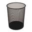 Rubbermaid Commercial Rubbermaid® Commercial Steel Mesh Wastebasket RCPWMB20BKCT