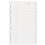 Rediform Blueline® MiracleBind™ Ruled Paper Refill Sheets REDAFR6050R