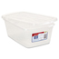 Rubbermaid Clever Store Snap-Lid Container RHP3Q31CLE