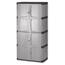Rubbermaid Rubbermaid Double-Door Storage Cabinet RHP7083