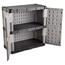 Rubbermaid Rubbermaid Double-Door Storage Cabinet RHP7085
