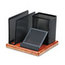 Rolodex Rolodex™ Distinctions™ Desk Organizer ROL1813918